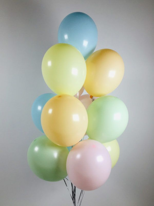 Латексні кульки Макаронів