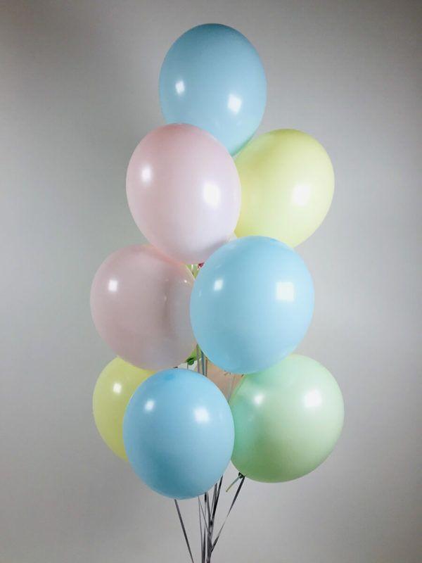 Латексные шарики Макарон
