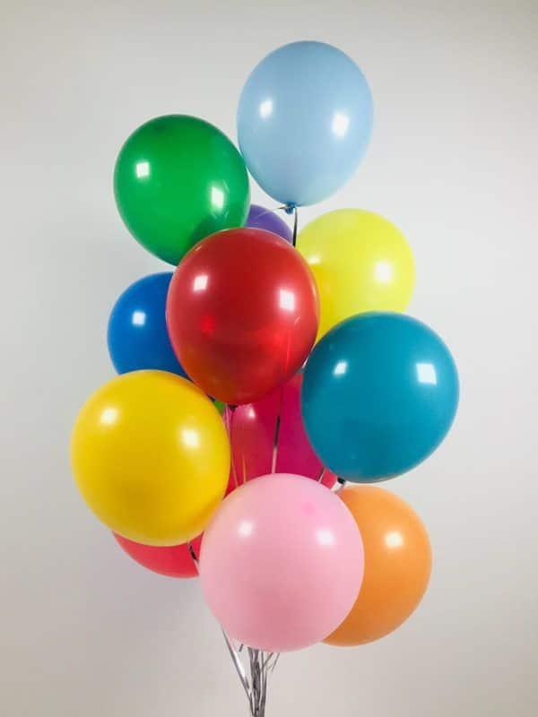 Воздушные шарики размер 26 см