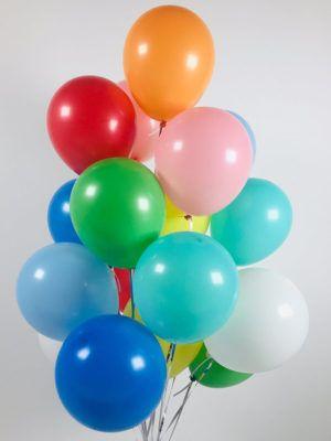 Латексній шарик размером 22 см