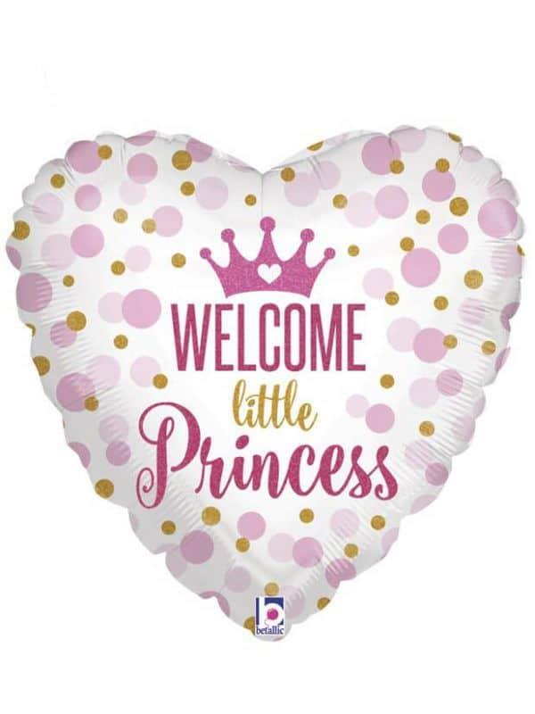 """Корона принцеси """"Ти народилася"""" Розмір: 18 """"(46 см)"""
