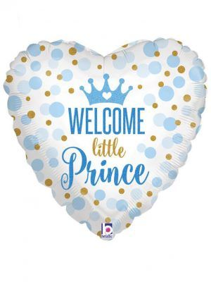 """Корона принца """"Ты родился"""" Размер: 18″ (46 см)"""