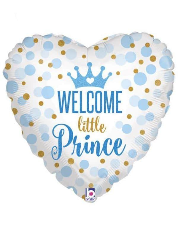"""Корона принца """"Ти народився"""" Розмір: 18 """"(46 см)"""