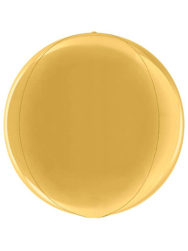 Сфера золотая