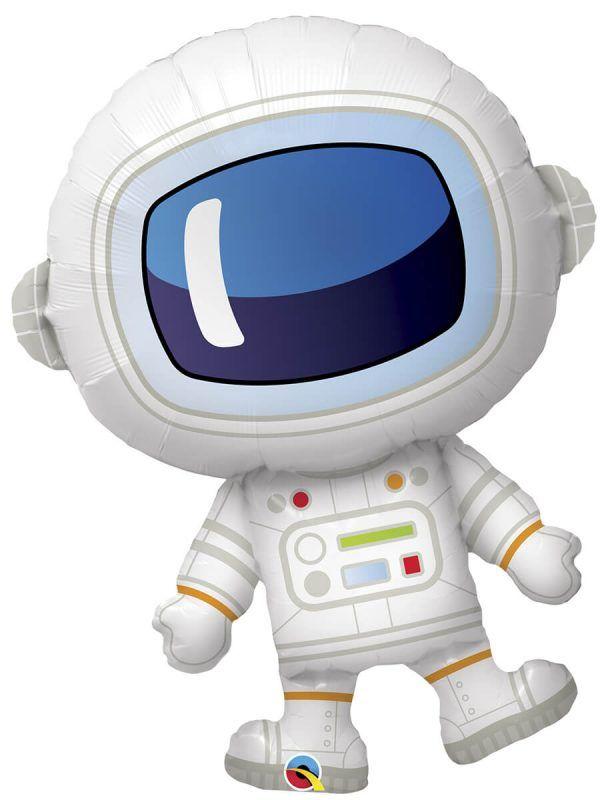 Фольгований шар: Космонавт