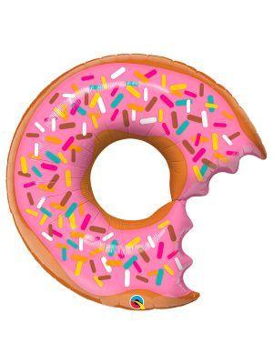 Фольгированный шар: Пончик