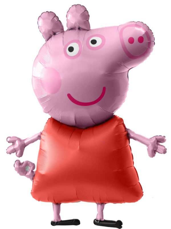 Ходячий шар Свинка Пеппа