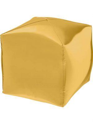 Куб золото