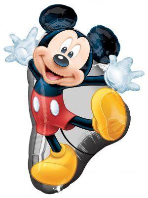Фольгированный шар Микки Маус