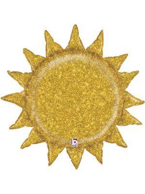 """Сонце золоте Розмір: 26 """"(64 см)"""