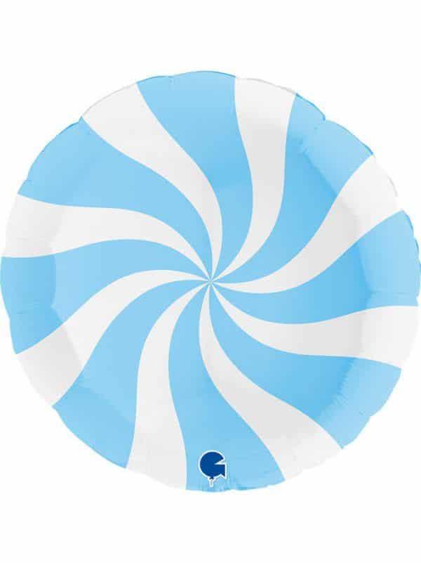 карамелька блакитна