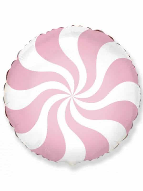 Карамелька розовая