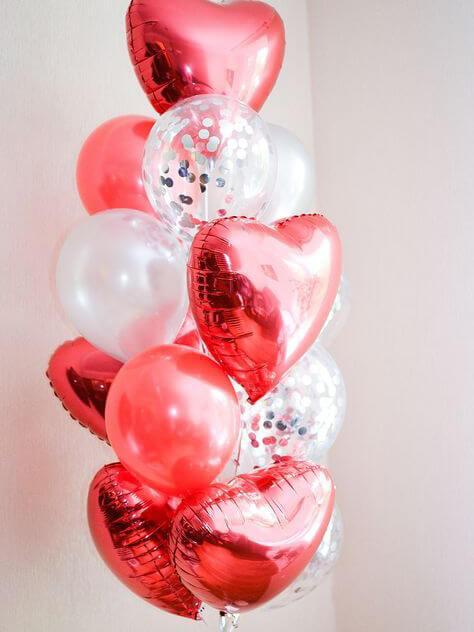 Набір гелієвих кульок №33
