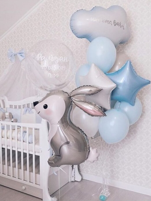 Кролик і хмаринка