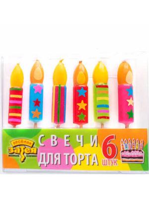 Свечи для торта на пиках Свечки
