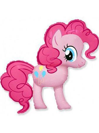 my little pony Пинки Пай розовый Размер: 104 см